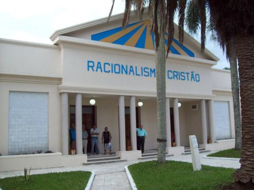 Racionalismo cristão em Pelotas.