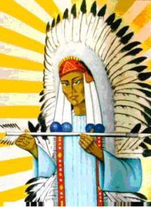 Seria o mentor espiritual desta doutrina, seria a reencarnação de são francisco de Assis e Pitágoras, um índio muito poderoso que viveu nas americas na época do descobrimento