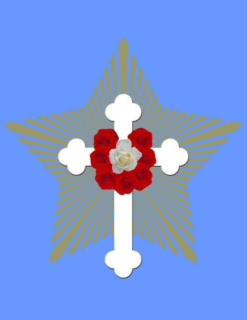 Pater noster Rosicrucian_fellowship_emblem2