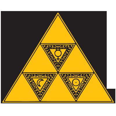 Escudos y Mandiles del rito Escocés 06