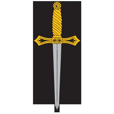 Escudos y Mandiles del rito Escocés 09