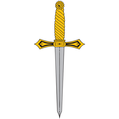 Escudos y Mandiles del rito Escocés 10