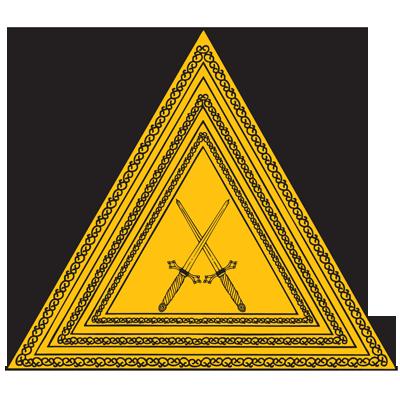 Escudos y Mandiles del rito Escocés 15