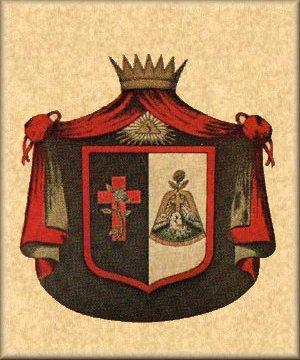Escudos y Mandiles del rito Escocés 18