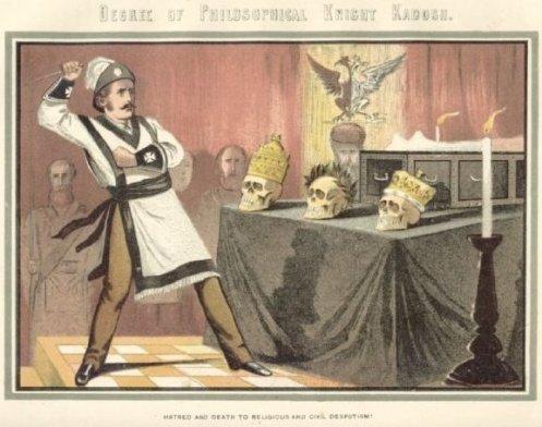 trecho do ritual do grau filosófico de kadosh