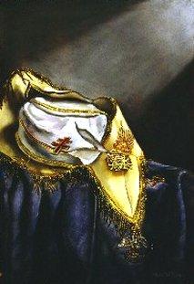 Escudos y Mandiles del rito Escocés 331