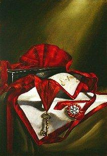 Escudos y Mandiles del rito Escocés 7