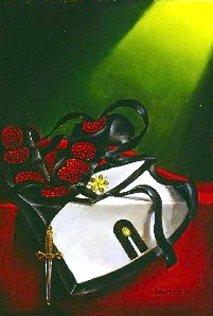 Escudos y Mandiles del rito Escocés 9