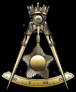 Escudos y Mandiles del rito Escocés Grau-14