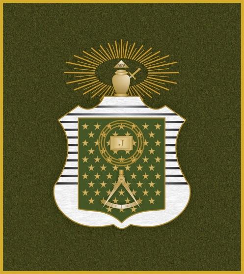 Escudos y Mandiles del rito Escocés Grau-5