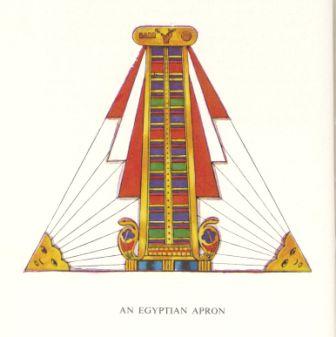 Alguns trechos ritualísticos, remontam a glória dos rituais de iniciação do Egito antigo, visto a influencia egipcia sobre os judeus durante o período de mizraim(escravidão no egito)