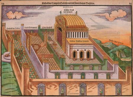 primeiro templo