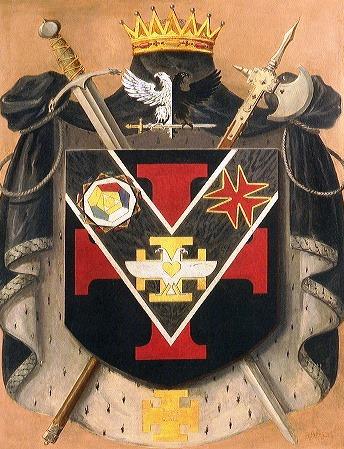 Escudos y Mandiles del rito Escocés Prince_of_the_royal_secret_