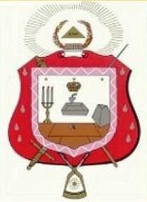 Escudos y Mandiles del rito Escocés Reaa14