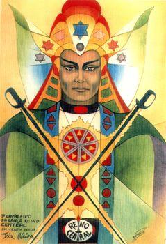 1º Cavaleiro da Lança Reino Central