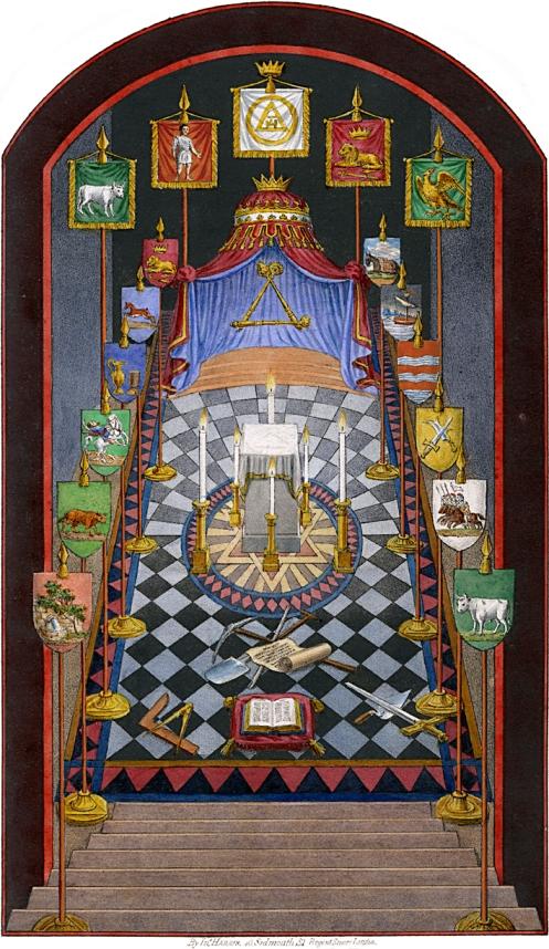 Painel Real Arco Pelotas Occulta