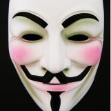 FREE-SHIPPING-v-mask-V-for-Vendetta-mask-Halloween-Mask-Party-Face-Mask-Super-Scary-masks