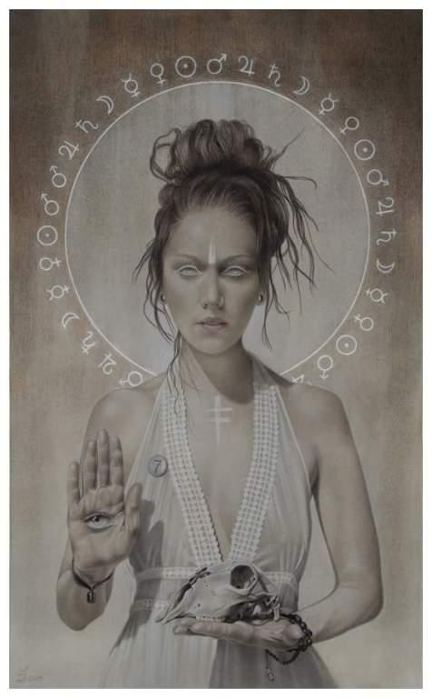Art by Sandra Ovenden