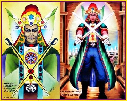 Resultado de imagem para cavaleiro reino central
